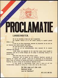Proclamatie Prins Boy I