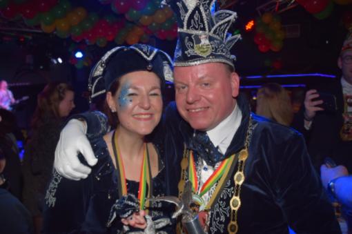 Erwin & Eva prinsenpaar CV Gaarekiekere 2020